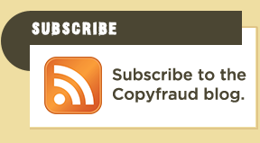 Subscribe to the Copyfraud blog feed